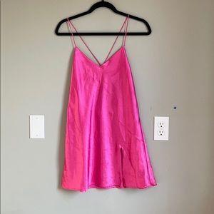 Thrifted La Sensa Mini Slip Dress